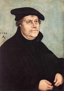 Martin Luther 1533